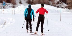 narty biegowe salomon